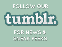 Follow our tumblr for news and updates!