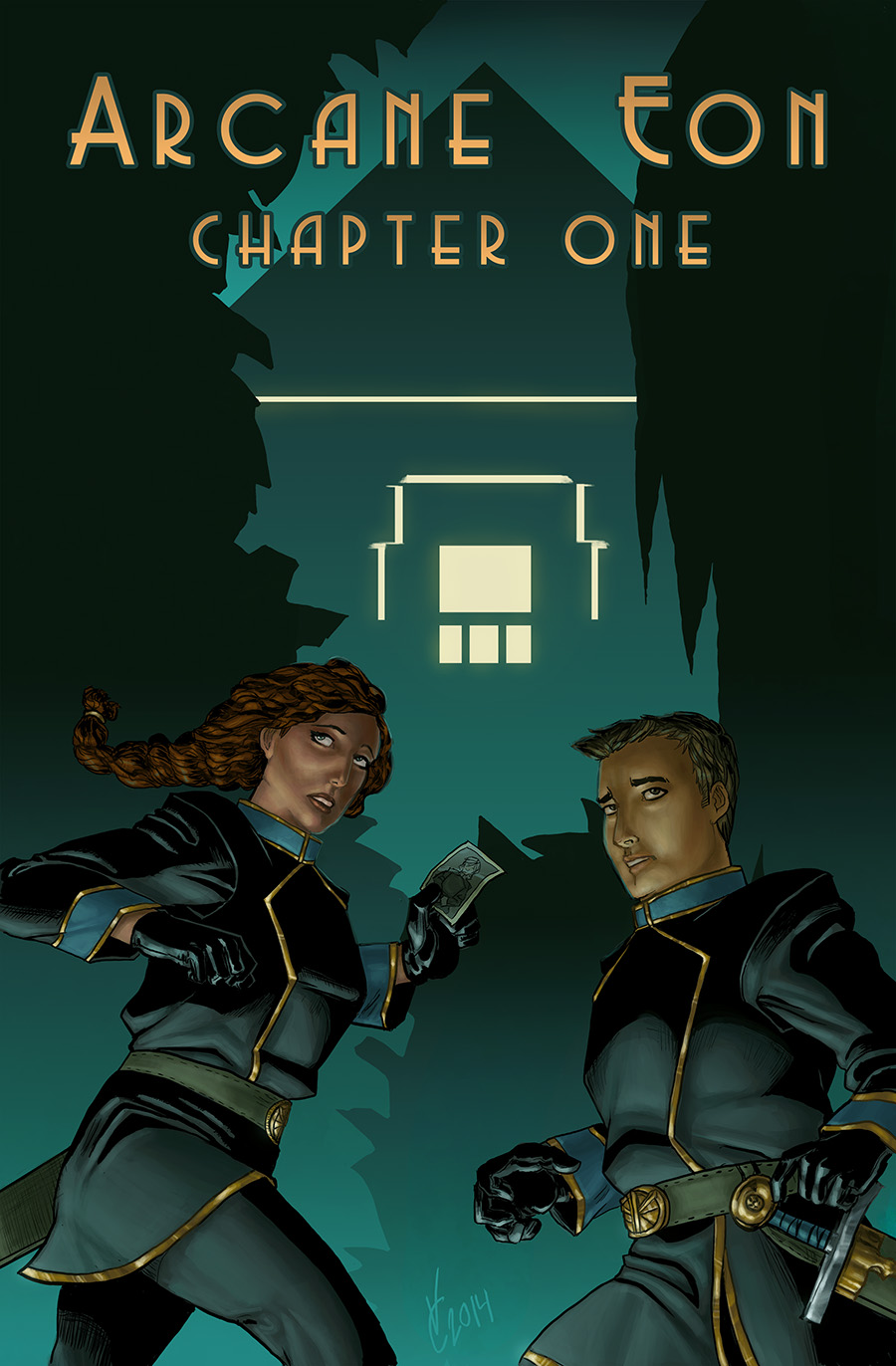 Arcane Eon Chapter One: Atalla Bay Welcomes You